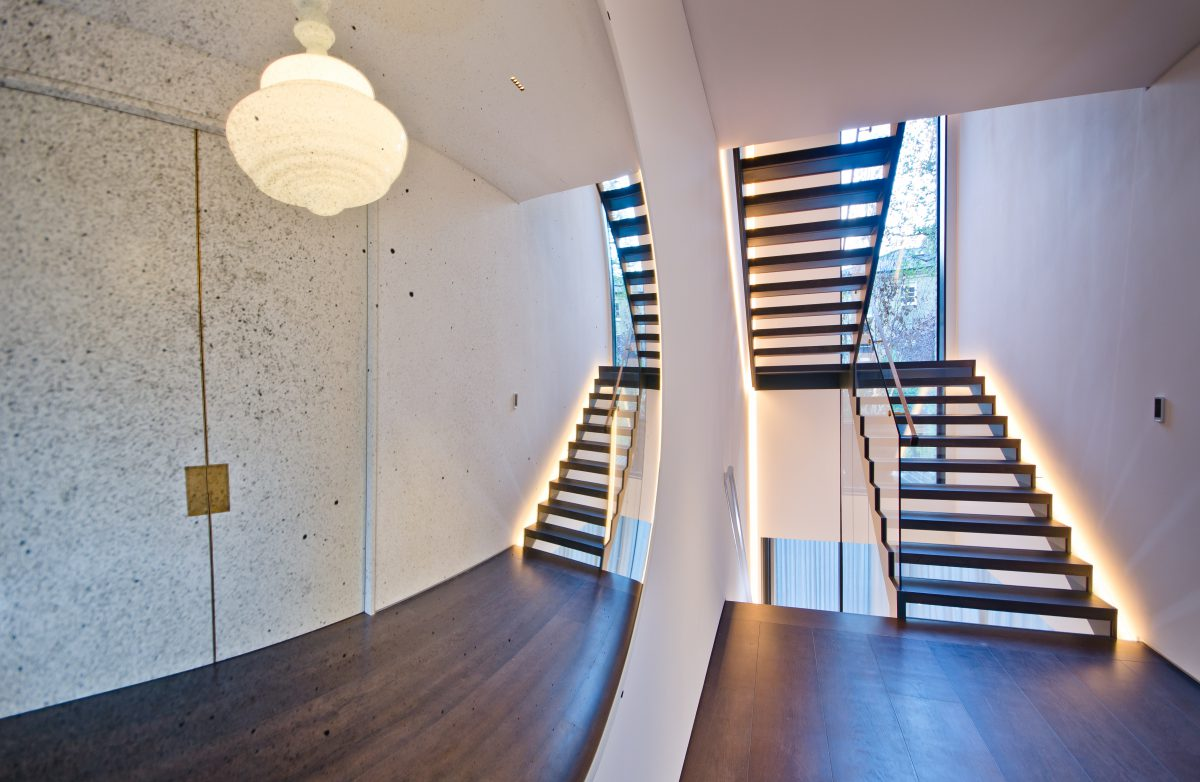 Hammersmith Family Terrace House