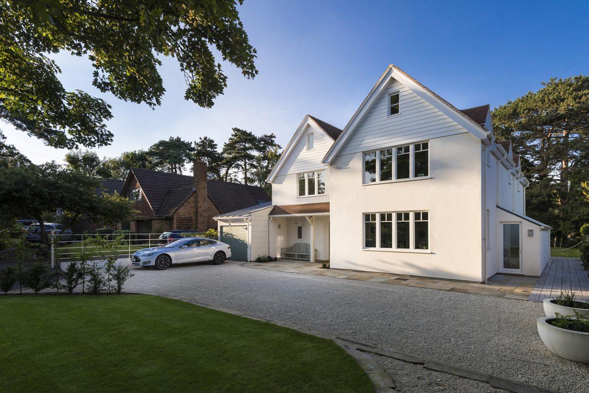 Marlow House - Self Sustaining Home Passivhaus